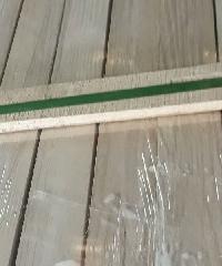 GREAT WOOD ไม้ยางอบจ๊อยท์  BC RB 22มม.x70มม.x2.50ม.
