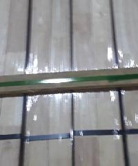GREAT WOOD ฝ้าระแนงไม้ยางพาราจ๊อยส์ RB 1/2x4x2.00 ม.CC (1x5ตัว)