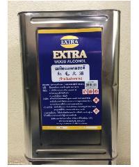 EXTRA แอลกอฮอล์   8.5 กก/ ปี๊บ
