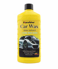 Karshine น้ำยาขัดเคลือบสี Karshine คารแว็กซ์ 475มล. Car Wax 475 ml. เหลือง