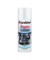 Karshine สเปร์ยล้างเครื่อง Karshine 400มล. Engine Cleaner  400 ml. ขาว