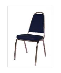 SBL เก้าอี้จัดเลี้ยง หุ้มหนังสีน้ำเงิน เก้าอี้ CM-001 สีน้ำเงิน สีน้ำเงิน