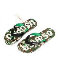 USUPSO  รองเท้าแตะผู้ชาย Sports Camo No.41 สีเขียว -