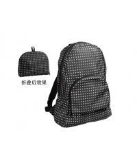 USUPSO กระเป๋าเป้สีดำ -