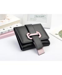 USUPSO กระเป๋าเงินผู้หญิง - สีดำ