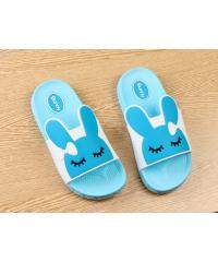 USUPSO รองเท้าแตะเด็ก Bunny สีฟ้า -25 -