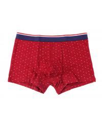 USUPSO  กางเกง Boxer XL - สีแดง