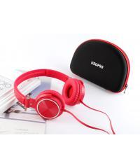 USUPSO หูฟัง HM710 แดง -