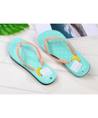 USUPSO  รองเท้าแตะผู้หญิง No.38 สีเขียว -