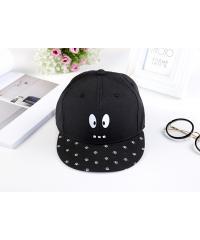 USUPSO  หมวกเด็กลายน่ารัก สีดำ -