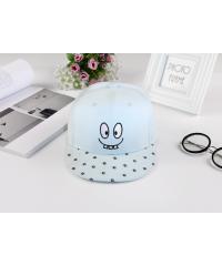 USUPSO หมวกเด็กลายน่ารัก สีฟ้า -