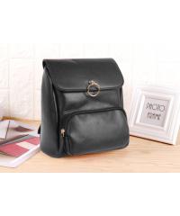 USUPSO USUPSO กระเป๋าเป้สีดำ -