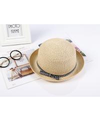 USUPSO หมวก Summer Ribbon สีแอปปริคอ็อต -