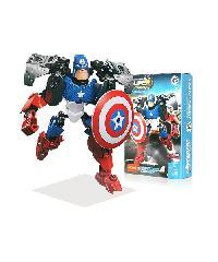 SanookToys Toys Decool ชุด Super Hero Series  6006 สีน้ำเงิน