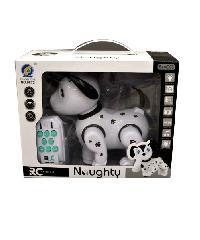 SanookToys Toys หุ่นยนต์สุนัข R/C  298934 สีขาว