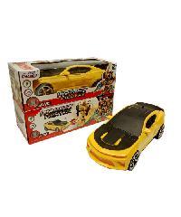 SanookToys Toys รถยนต์ B/O  284022 สีเหลือง