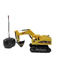 SanookToys Toys รถบังคับ R/C truck  272713 สีเหลือง