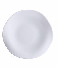ADAMAS จานโคลเวอร์ ขนาด 8.5 นิ้ว SYP85 ขาว