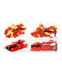 SanookToys Toys หุ่นยนต์ Egg star  917145 สีแดง