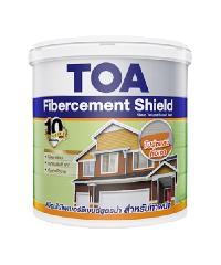 TOA ทีโอเอ ไฟเบอร์ซีเมนต์ชิลด์ สีน้ำเงา โชว์ลาย 1 กล  FG007 TOA FIBERCEMENT