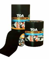 TOA ทีโอเอ สมาร์ท เทปซีล-บีเอ็ม #20ซม. X 3ม. - สีดำ