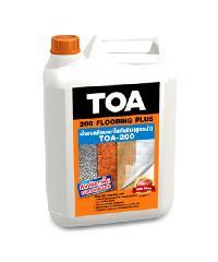TOA ทีโอเอ 200 น้ำยาเคลือบเงาใสกันซึม สูตรน้ำ 5 ลิตร #FPLUS TOA 200