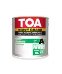 TOA HDC ท็อปการ์ด โพลียูรีเทน เงา ส่วนเอ 1 กล #7042 สีอุตสาหกรรม