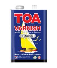 TOA วานิชภายนอก 1/4 กป. T-9500