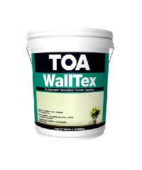 TOA วอลล์เท็กซ์  สีสร้างลวดลาย 5กล. 0000