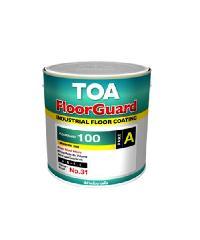 TOA HDC ฟลอร์การ์ด 100 สีทับหน้า ส่วนเอ  1 กล #6011