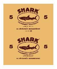 TOA Shark กระดาษทรายขัดแห้ง  SHARK KACS  # 0005