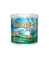 TOA Shield-1 Nano สีน้ำภายในชนิดด้าน ขนาด 2.5GL เบส A