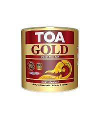 TOA สีทองคำทีโอเอโกลด์  #GW555 1/4กล.