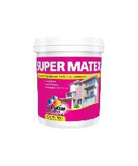 TOA Supermatex ซุปเปอร์ เมเทค สีน้ำด้าน ภายนอก 5 กล #SM918 TOA SUPER MATEX