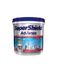 TOA สีน้ำภายนอก ซุปเปอร์ชิลด์ Advance เนียนเบส A 9ลิตร #000A