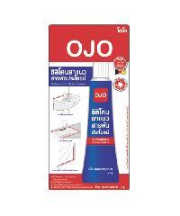 OJO โอโจ ซิลิโคนยาแนวสารพัดประโยชน์  สีใส OJO Multipurpose Silicone  (tran)