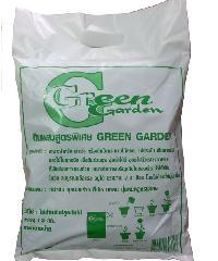 GREEN GARDEN ดินผสมสูตรพิเศษ Green Garden - สีขาว