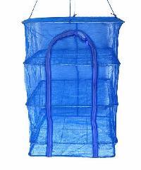 Catcher มุ้งตากอาหาร 3 ชั้น FD12-4 สีฟ้า
