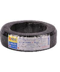 BCC สายไฟทองแดง IEC 01 4 (50ม)  THW สีดำ