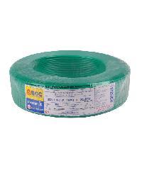 BCC สายไฟทองแดง IEC 01 4 50ม) THW สีเขียว