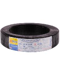 BCC สายทองแดง IEC 01 35 (100ม)  THW สีดำ