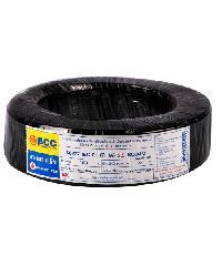 BCC สายไฟฟ้า IEC 011X2.5  (50ม.) THW สีดำ