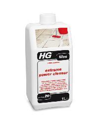 HG น้ำยาขจัดคราบฝังแน่น สูตรเข้มข้น 1L.
