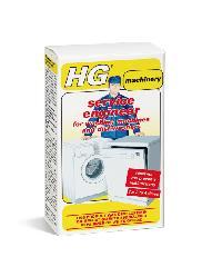 HG ผลิตภัณฑ์ทำความสะอาดเครื่องซักผ้า 200g. (2ขวด/กล่อง)