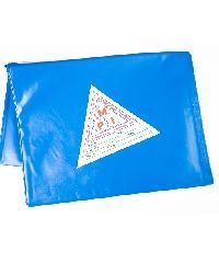 MPI พลาสติกปูบ่อ  3x4ม. สีน้ำเงิน