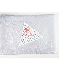 MPI พลาสติกปูบ่อ  2x3ม สีขาวขุ่น