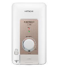 HITACHI เครื่องทำน้ำอุ่น 3500 วัตต์ HES-35V WH