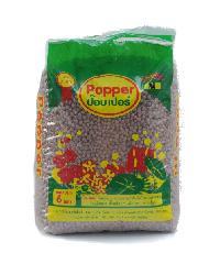 Popper  เม็ดดินเผามวลเบา ไซส์ M  ขนาด 6 ลิตร น้ำตาล