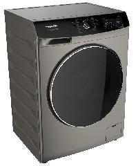 SHARP เครื่องซักผ้า ฝาหน้า ระบบอินเวอร์เตอร์ จอ LCD 8 กก. สีทอง ES-FWX812G
