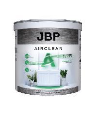 JBP สีน้ำอะครีลิค เจบีพี Airclean สำหรับภายใน (ชนิดกึ่งเงา) Base  A  JBP Airclean SG Base  A 2.5 GL